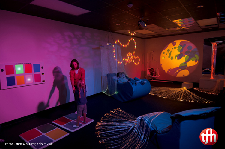 At MSE, we provide sensory rooms for a wide range of applications in the US, UK and Canada.