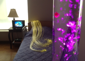 Sensory Lights in use