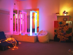 Sensory Room in Elementary School