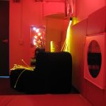 Sensory Room with Cloud Ceiling