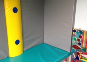 Shuddabar in Sensory Room