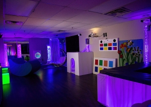 Welcome to the Multi Sensory Room